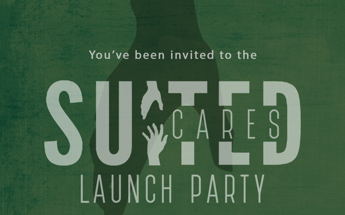 Suited Cares Launch Party